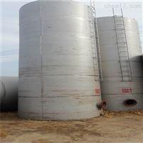 批发二手不锈钢储罐 60立方储水罐
