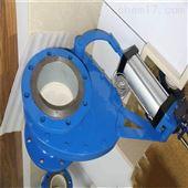 气动陶瓷摆动阀