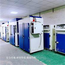 循环风深圳厂家现货双门精密热风循环高效电烘箱