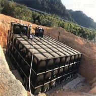 15*8*3地埋式箱泵一体化消防水箱厂家