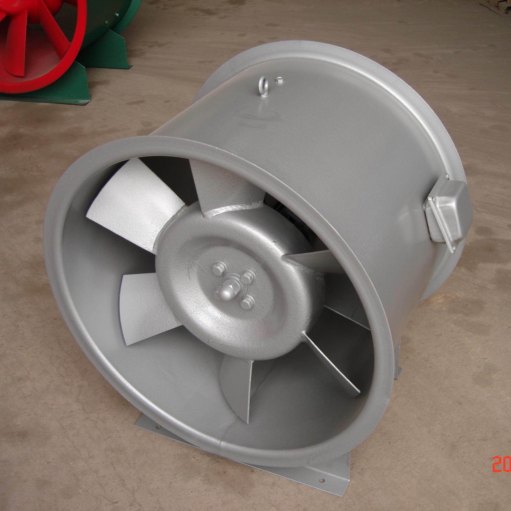 轴流式消防排烟风机3C认证 上虞风机