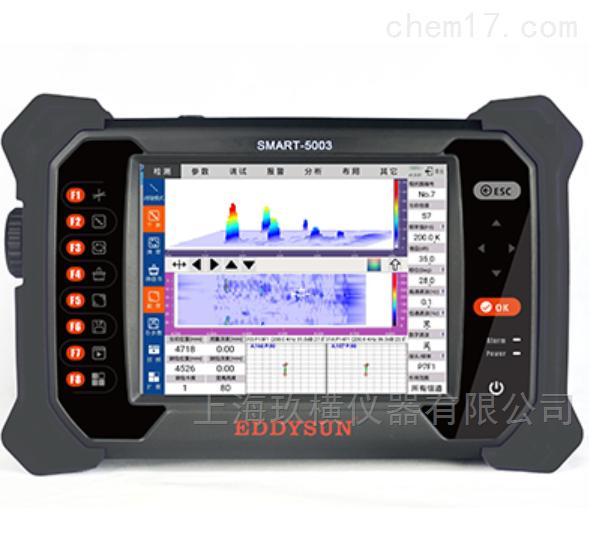 多频阵列涡流检测仪接线方法