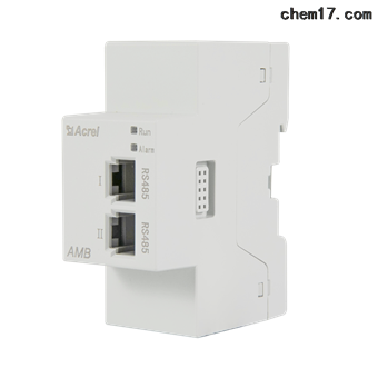 AMB110-A安科瑞机房小母线监控装置三相交流多功能