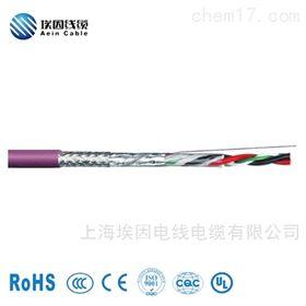 TRVV中速拖链软电缆 柔性电缆