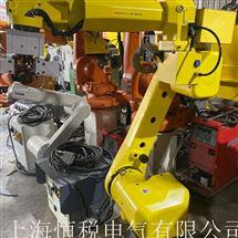 FANUC维修保养FANUC机器人示教器开机不能进入程序维修