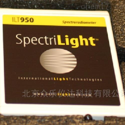 ILT 950光辐射强度计