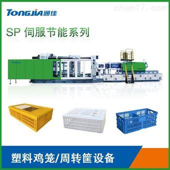 TH820/SP塑料鸡笼生产设备