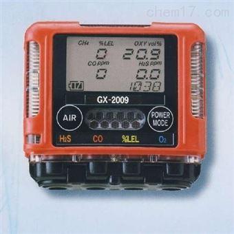 GX-2009多合一气体检测器