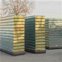 批发定制 岩棉净化板 净化彩钢板夹芯板