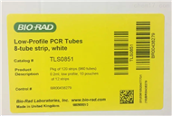 TLS0801/TLS0851伯乐pcr八连管