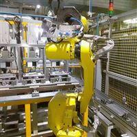 FANUC机器人示教器显示BOOT系统停止修理