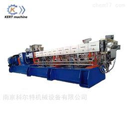 双阶式双螺杆挤出机组 填充改性 PE PP物料