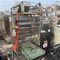 二手多列式 颗粒粉剂包装机