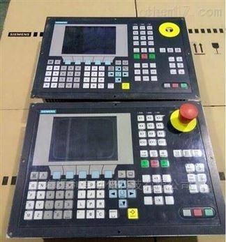 西门子802D无法进入系统 数控系统报警维修