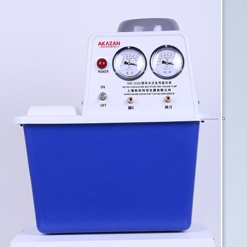 循环水多用真空泵-四表四抽型