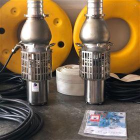 EQWQF不锈钢轻型便携式潜水排污泵