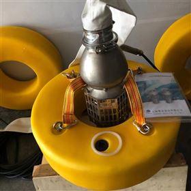 EQWQF浮筒式潜水轴流泵