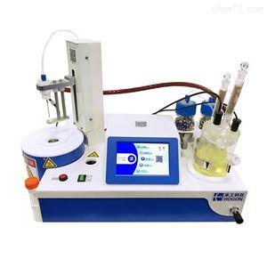 禾工科儀 一體式庫侖法卡爾費休水分測定儀