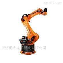 KUKA库卡机器人的安装调试及维修保养