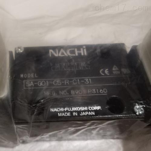 日本不二越NACHI电磁阀