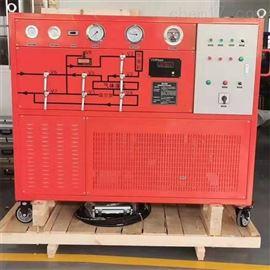 移動式SF6氣體回收充氣裝置
