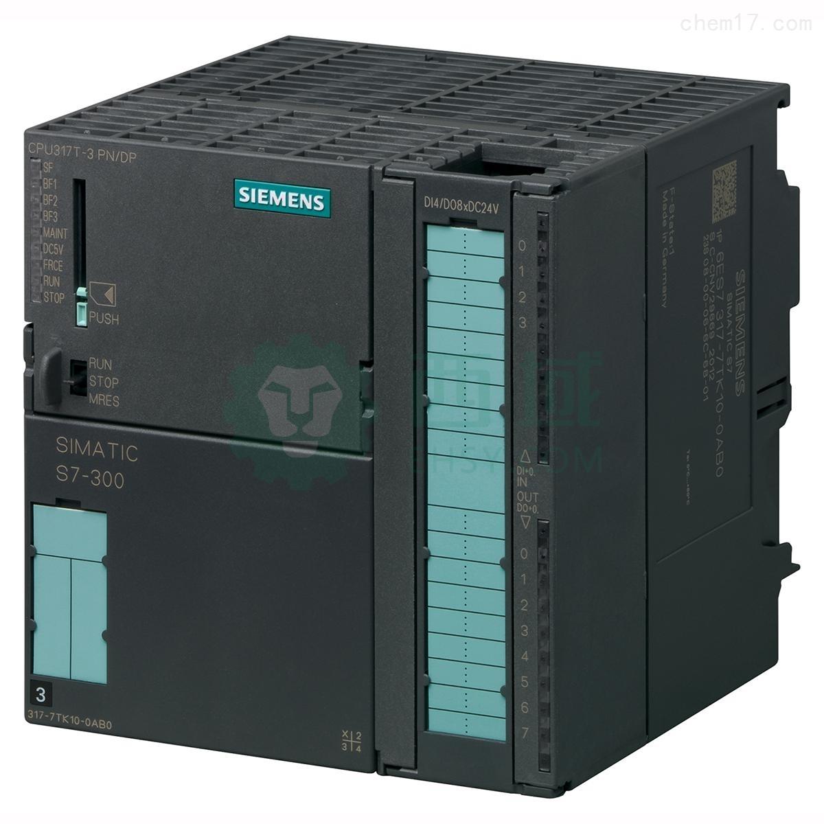 西门子CPU模块6ES7414-3XM05-0AB0