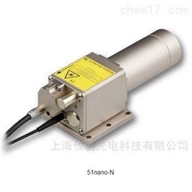 SK 带法拉第隔离器的51nanoFI-N激光源
