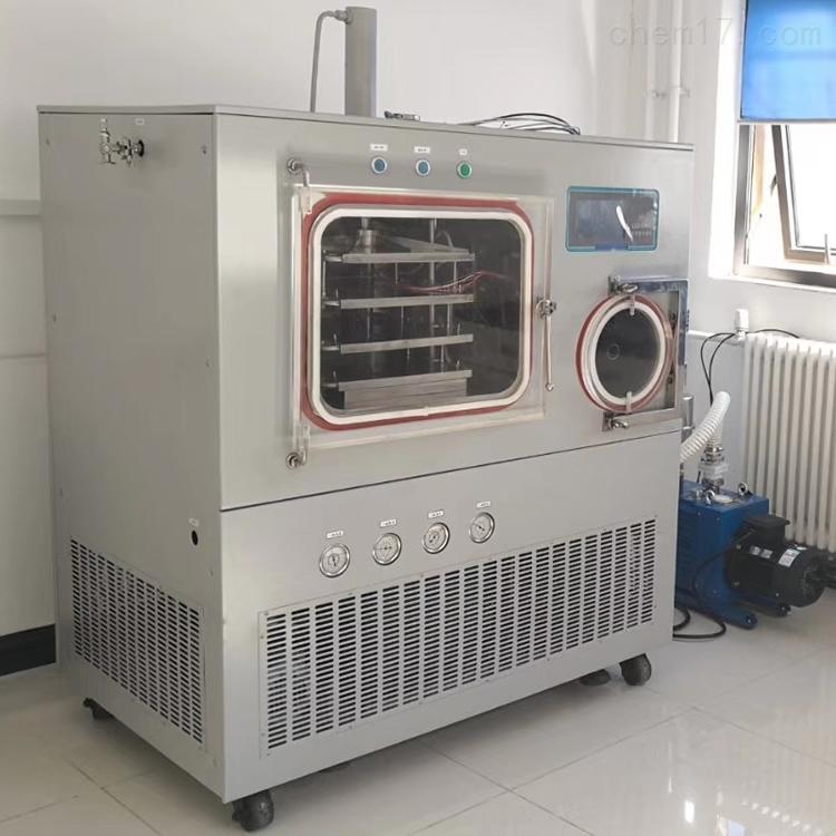 LGJ-30F压盖型冷冻干燥机