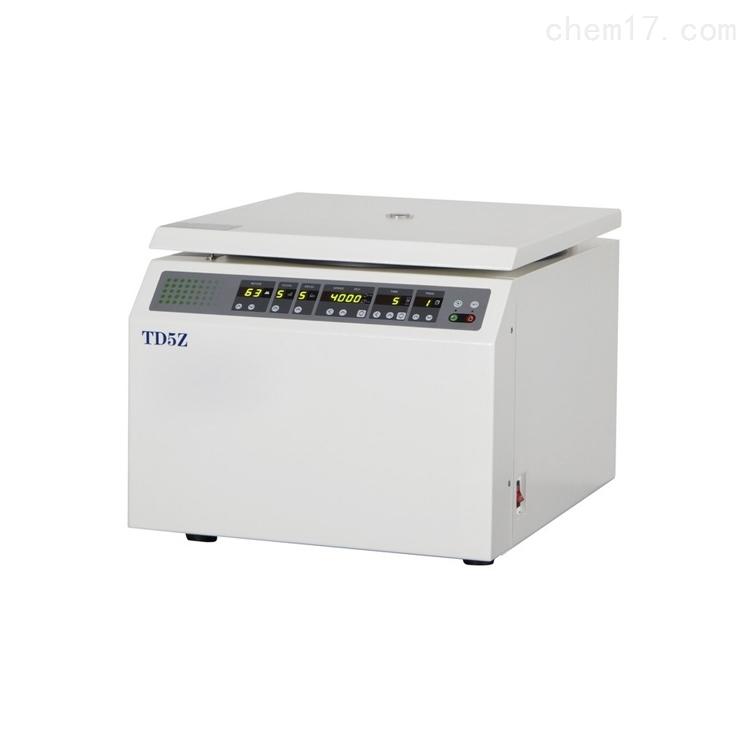 TD5Z台式低速离心机