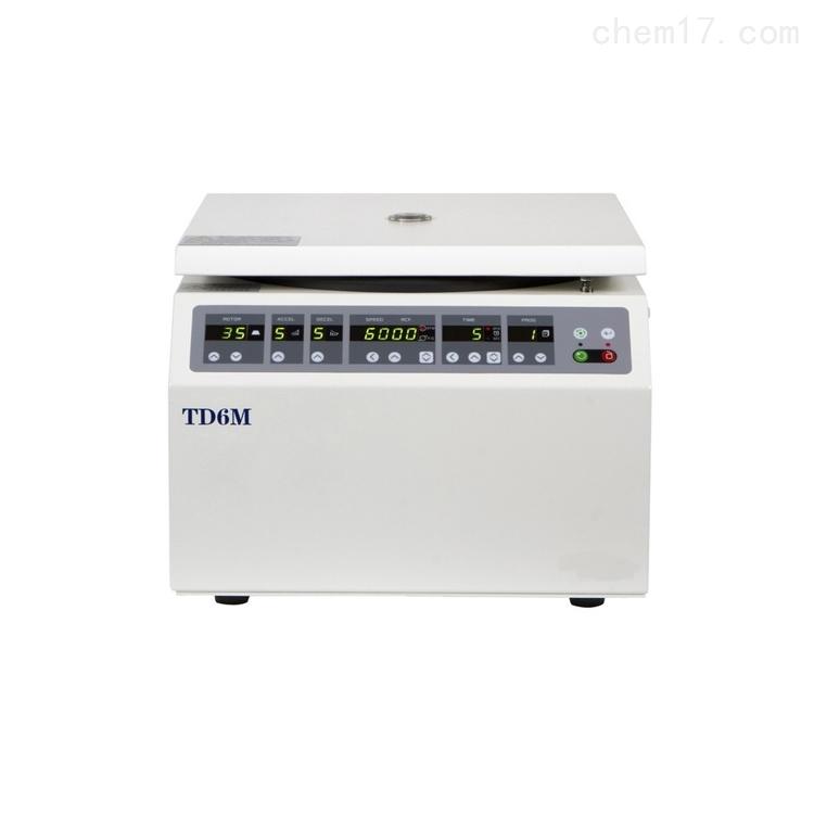 TD6M台式低速离心机