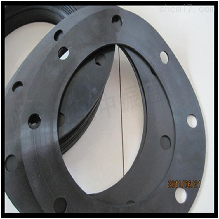河北耐温橡胶垫片   DN80