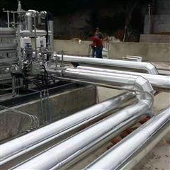 承接管道外铁皮保温工程