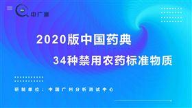 中广测34种禁用农药混标