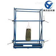 轻质隔墙板吊挂力试验装置