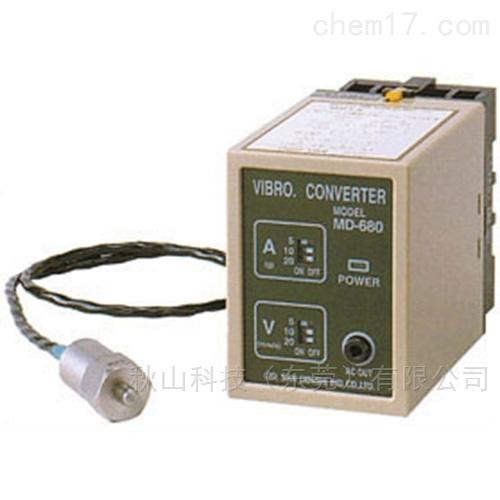日本旭化成ATS振动传感器振动转换器