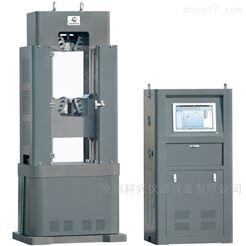 WAW-1200B型微机电液伺服万能材料试验机
