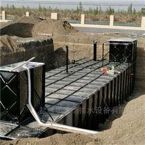 定制地埋消防箱泵一体化泵站螺栓连接而成