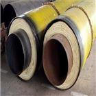 DN50-DN500预制高温钢套钢直埋保温管