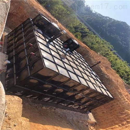 抗浮式地埋消防增压供水泵站特点