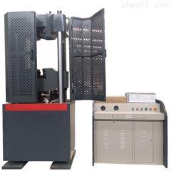 WEW-600D济南微机屏显示液压万能试验机四立柱两丝杠