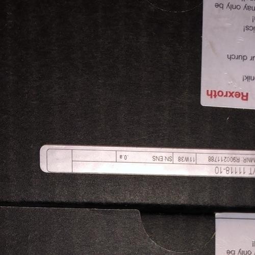 Rexroth力士乐放大器R900211788现货