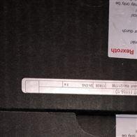 VT11118-1X/Rexroth力士乐放大器R900211788现货