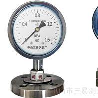 YTP防震型压力表