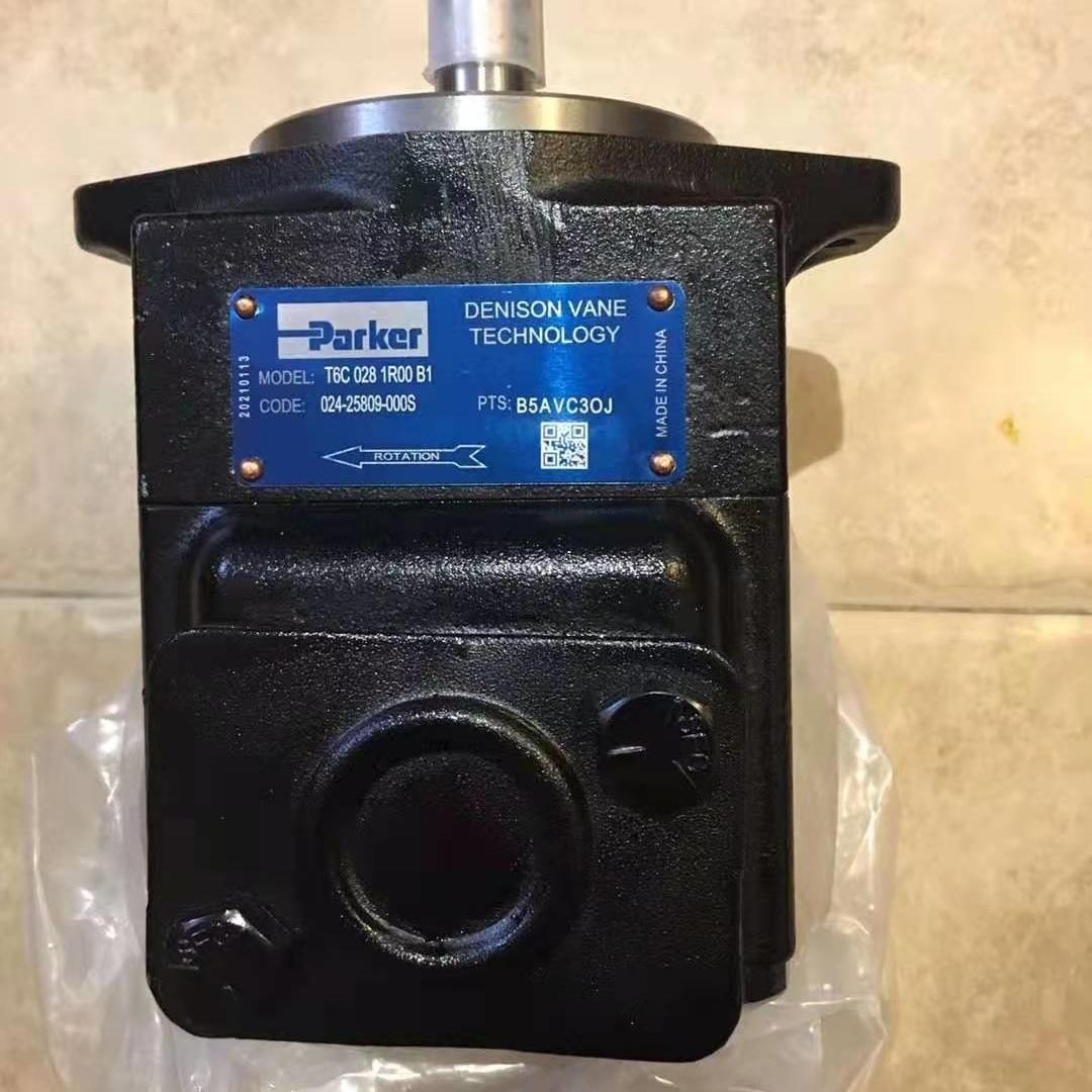 美国PARKER派克叶片泵原装正品