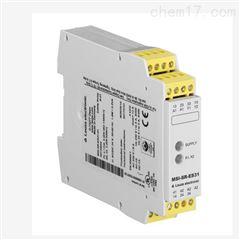 MSI-SR-LC21DT03-03德国LEUZE安全继电器