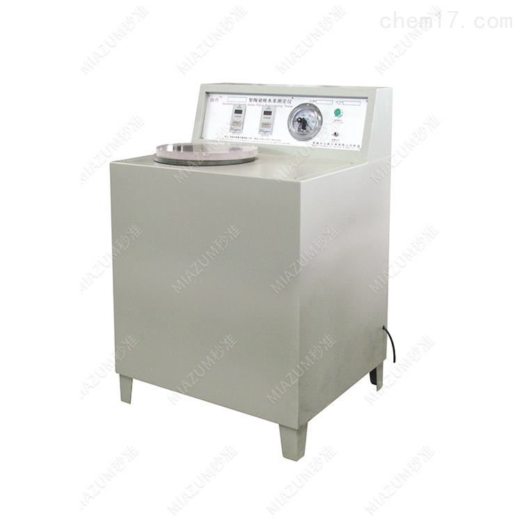 全自动陶瓷吸水率、孔隙率、体积密度测定仪