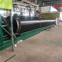 DN500聚乙烯防腐外护保温管