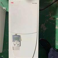 ABB直流调速器启动显示报警F502维修方法