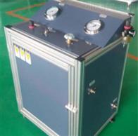 空调管爆破试验系统