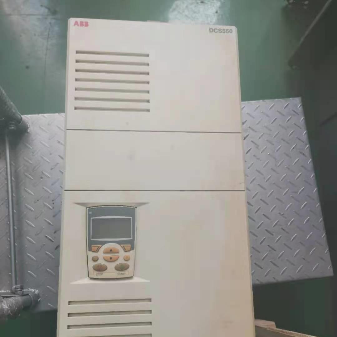 ABB直流调速器启动报警F508故障维修方法